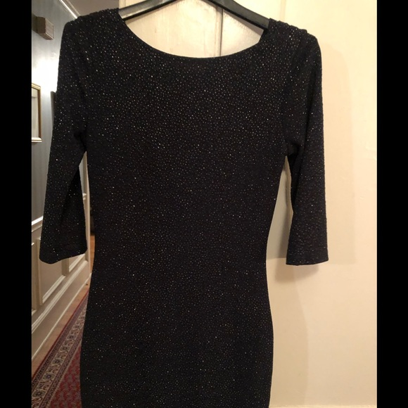 Windsor Dresses & Skirts - Navy shimmering dress
